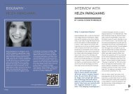 BIOGRAPHY - HELEN PAPAGIANNIS INTERVIEW WITH ... - Kabk