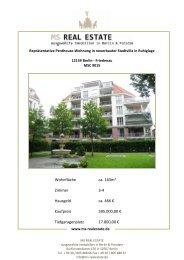 Wohnfläche ca. 163m² Zimmer 3-4 Hausgeld ca ... - ms-realestate.de
