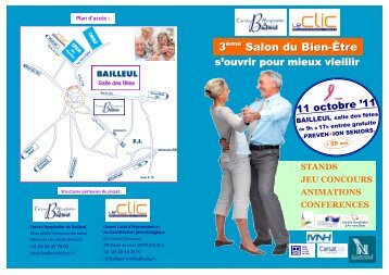 3ème Salon du Bien-Être - Le Centre Hospitalier de Bailleul