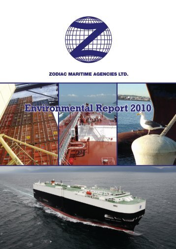 Environmental Report 2010 - Zodiac Maritime