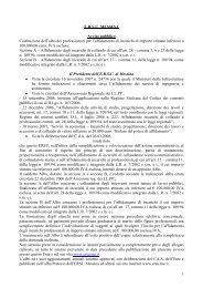 Avviso pubblico - ERSU Messina