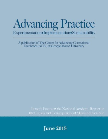 Advancing Practice June 2015