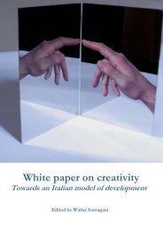 White paper on creativity - European Commission - Europa