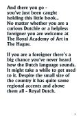 How to survive The Hague - Kabk - Page 2