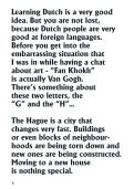 How to survive The Hague - Kabk - Page 3