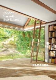 Eco Balance Parkett - HIAG Handel AG