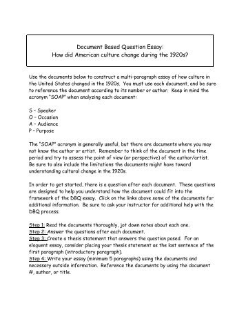 book document based question dbq  document based question last best hope