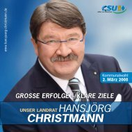 Als Download im PDF-Format - CSU-Kreisverband Dachau