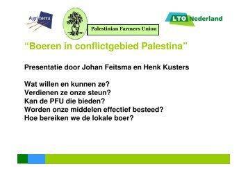 Presentatie Henk en Johan - Agriterra