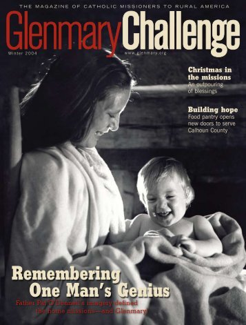 Winter 2004 - Glenmary Challenge