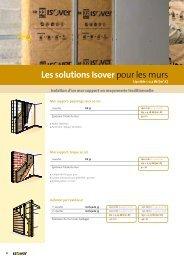 Télécharger : L'isolation thermique des murs dans une - Isover