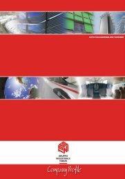 Company Profile - Gruppo Industriale Tosoni