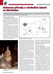 Ochrana přírody a chráněná území ve Slovinsku