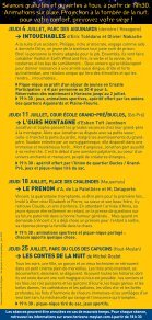 Tract Une toile sous les étoiles (version P.D.F ) - Page 2