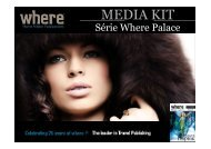 MEDIA KIT - Where Paris