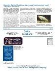 Aquatics In Brief Newsletter - Spring 2007 - Virginia Lake ... - Page 4