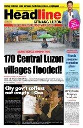 city of san fernando - Headline Gitnang Luzon