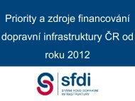 ČOČEK TOMÁŠ: Priority a zdroje financování ... - TOP EXPO CZ