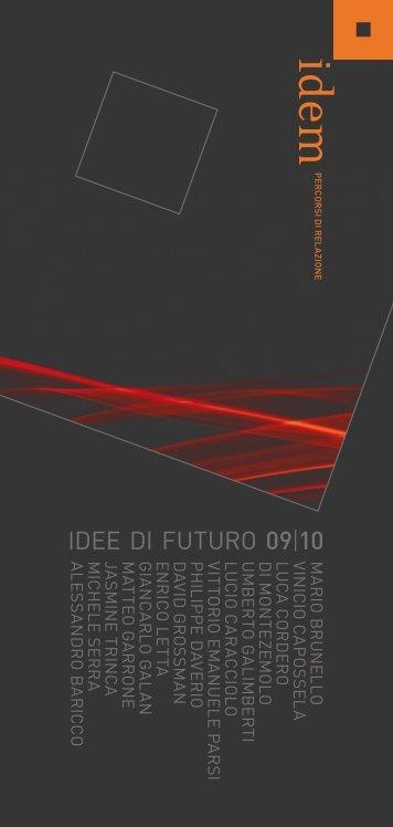 idee di futuro 09|10 - Gruppo Industriale Tosoni