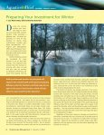 Aquatics In Brief Newsletter - Fall 2009 - Virginia Lake Management ... - Page 6