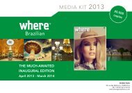 MEDIA KIT 2013 - Where Paris
