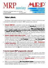 MRP Noviny 2/2003