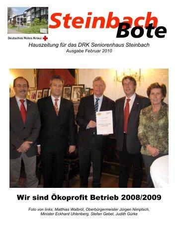 SteinbachBote - DRK-Seniorenhaus Steinbach