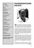 Turun Seudun Invalidit ry Jäsenlehti 4/2010 - Page 3