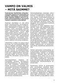 Turun Seudun Invalidit ry Jäsenlehti 4/2010 - Page 5