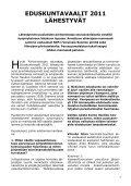 Turun Seudun Invalidit ry Jäsenlehti 4/2010 - Page 7