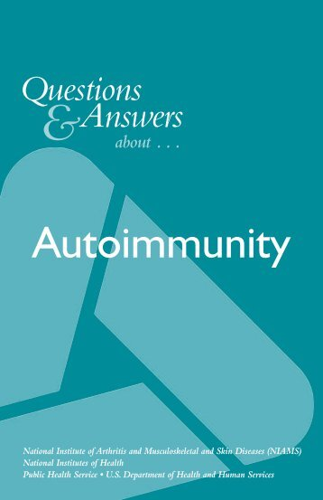Autoimmunity QA RP.qxd - APS Foundation of America, Inc