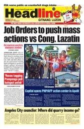 angeles city - Headline Gitnang Luzon