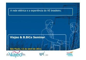 Viajeo & B.BiCe Seminar - Viajeo.eu