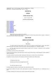 Zákon č. 246/1992 Sb., na ochranu zvířat proti týrání