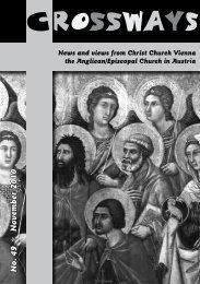 November 2010 - Christ Church Vienna, Austria
