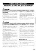 Einstellen der - Yamaha - Seite 3