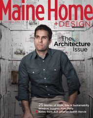 The Architecture Issue - Knickerbocker Group