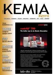 voimaa muovit - Kemia-lehti