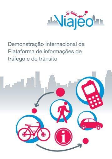 Demonstração Internacional da Plataforma de ... - Viajeo.eu
