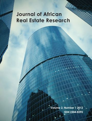 Journal of real estate research