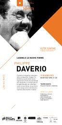 philippe daverio - Gruppo Industriale Tosoni