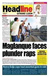 nueva ecija cops haul assorted guns in raid - Headline Gitnang Luzon