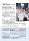 Voitto tuli yllätyksenä puhaltajamestarin perheelle - Kemia-lehti - Page 4