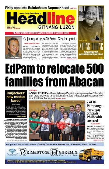APUNG DODING - Headline Gitnang Luzon