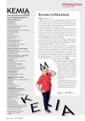 35 vuotta - Kemia-lehti - Page 5