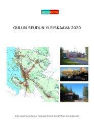 OULUN SEUDUN YLEISKAAVA 2020