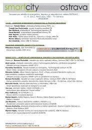 program konference - TOP EXPO CZ