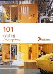 101 Inspiring Workspaces - Desk Centre