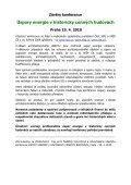ZÁVĚREČNÁ ZPRÁVA ÚEHB - KONFERENCE - TOP EXPO CZ - Page 3