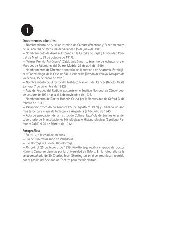 1. Documentos oficiales